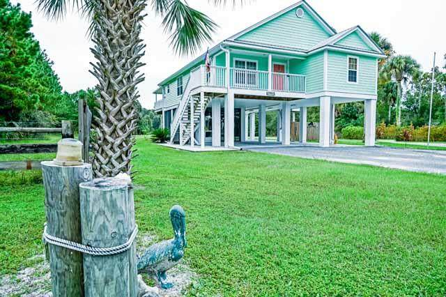5079-83 SW Hwy 358, Steinhatchee, FL 32359 (MLS #782959) :: Compass Realty of North Florida