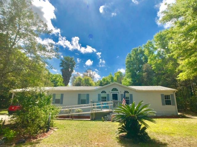 8250 NW 174th Place, Fanning Springs, FL 32693 (MLS #777335) :: Pristine Properties