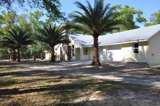 2291 SW Cr 347, Cedar Key, FL 32625 (MLS #778819) :: Pristine Properties