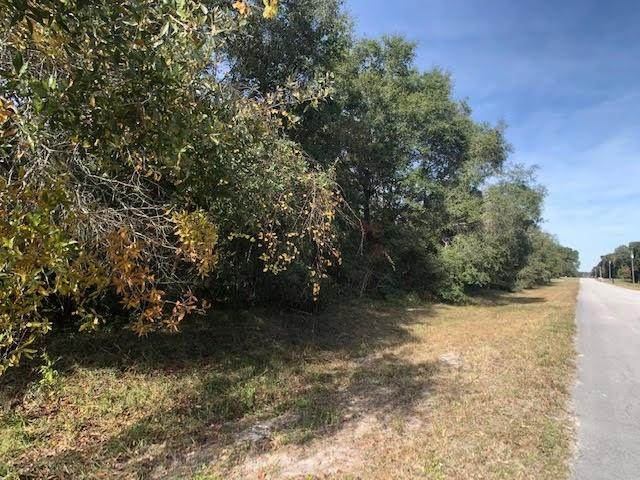 Lot 23 72nd Terrace NW, Chiefland, FL 32626 (MLS #779125) :: Bridge City Real Estate Co.