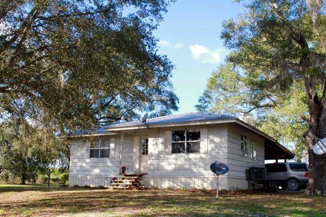 562 NE 474th, Old Town, FL 32680 (MLS #781223) :: Compass Realty of North Florida