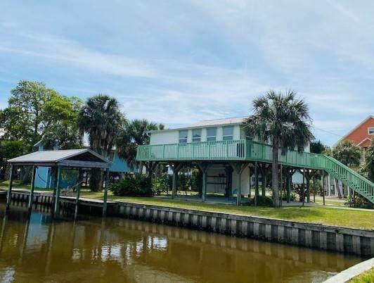 57 9th Ave, Horseshoe Beach, FL 32648 (MLS #781339) :: Compass Realty of North Florida