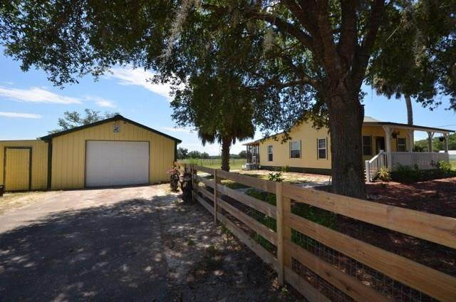 12299 SW Hwy 351, Horseshoe Beach, FL 32648 (MLS #779996) :: Compass Realty of North Florida