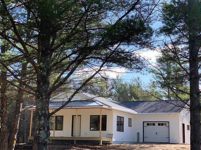 Site 5 Tranquility Lane #5, Baileys Harbor, WI 54202 (#135653) :: Town & Country Real Estate