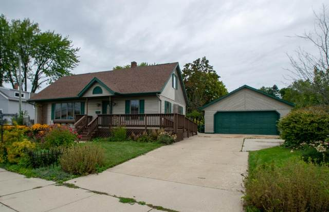 323 N Water St, Algoma, WI 54201 (#135760) :: Town & Country Real Estate