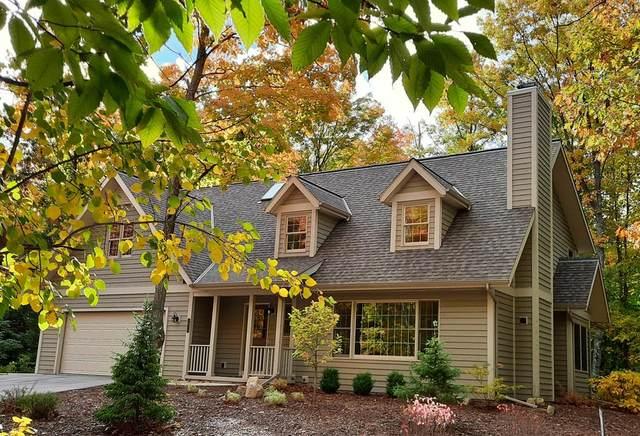 1615 Ruckert Lane, Ellison Bay, WI 54210 (#136166) :: Town & Country Real Estate