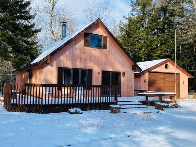 428 Timber Trail, Washington Island, WI 54246 (#136210) :: Town & Country Real Estate