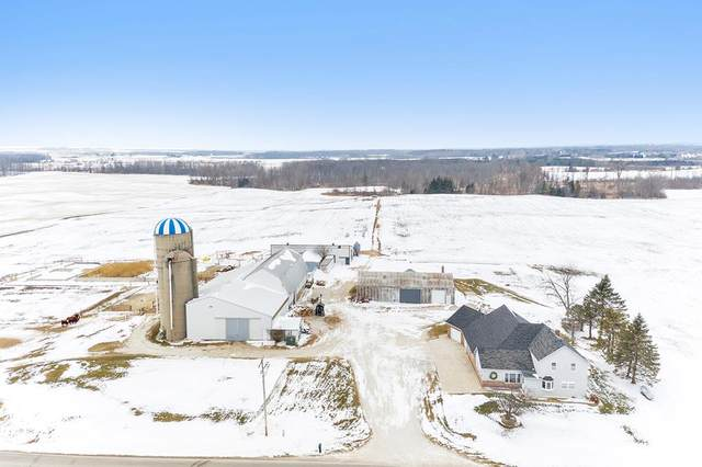 7222 County Rd Nn, Maribel, WI 54227 (#136231) :: Town & Country Real Estate