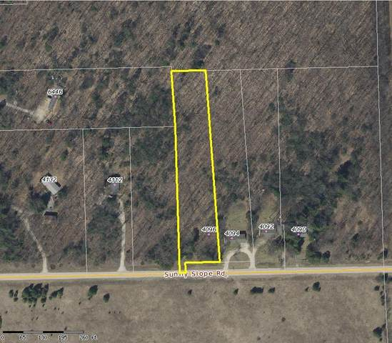 4096 Sunnyslope Rd, Jacksonport, WI 54235 (#136524) :: Town & Country Real Estate