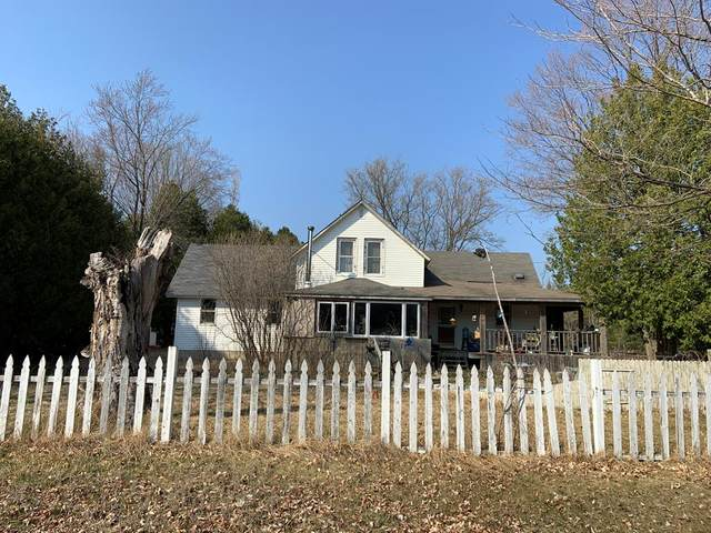 3160 County Rd F, Fish Creek, WI 54212 (#136535) :: Town & Country Real Estate