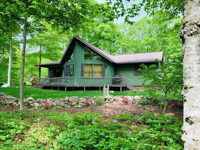 5526 N Cave Point Dr, Sturgeon Bay, WI 54235 (#136914) :: Town & Country Real Estate