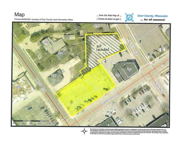 N 3rd Ave, Sturgeon Bay, WI 54235 (#137036) :: Town & Country Real Estate