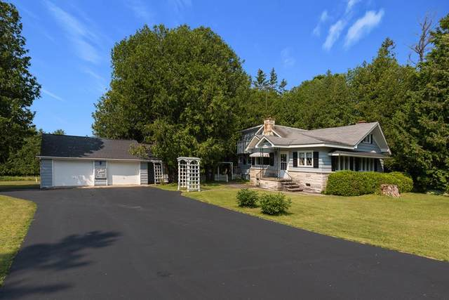 8491 Hwy 57, Baileys Harbor, WI 54202 (#137164) :: Town & Country Real Estate