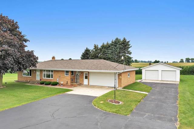 N4049 County Rd Ab, Luxemburg, WI 54217 (#137185) :: Town & Country Real Estate