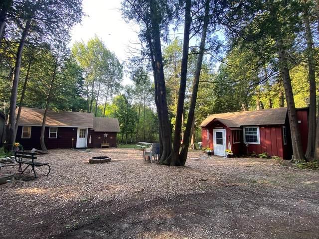 1593 Homestead Ln, Washington Island, WI 54246 (#137342) :: Town & Country Real Estate