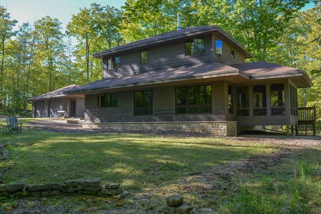 6124 N Cave Point Dr, Jacksonport, WI 54235 (#137402) :: Town & Country Real Estate