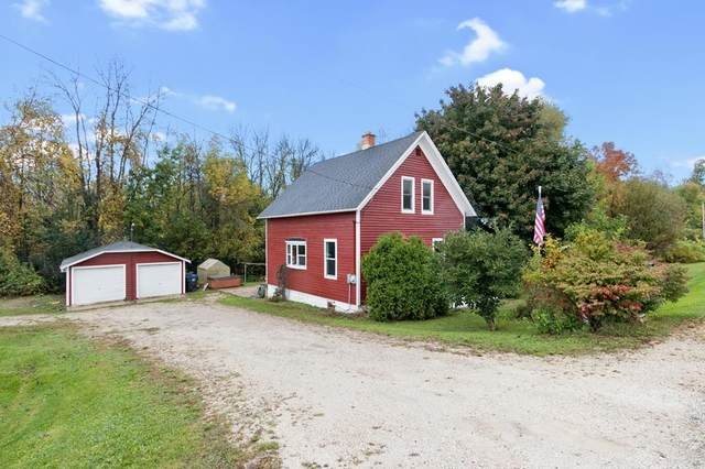 357 County Rd Dk, Luxemburg, WI 54217 (#137480) :: Town & Country Real Estate