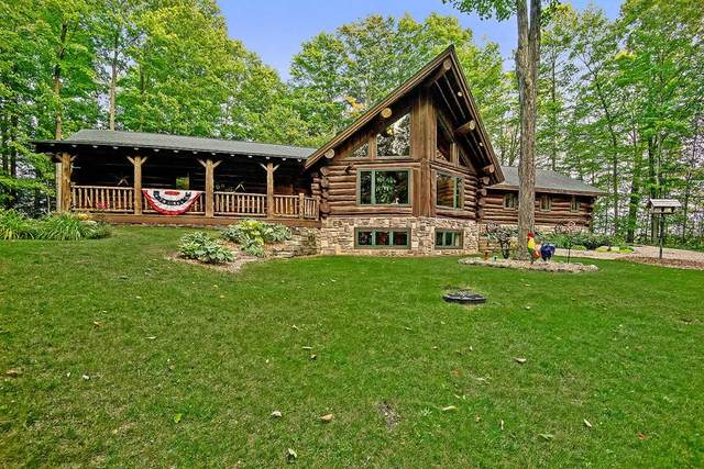 3711 Bagnall Rd, Jacksonport, WI 54235 (#135771) :: Town & Country Real Estate