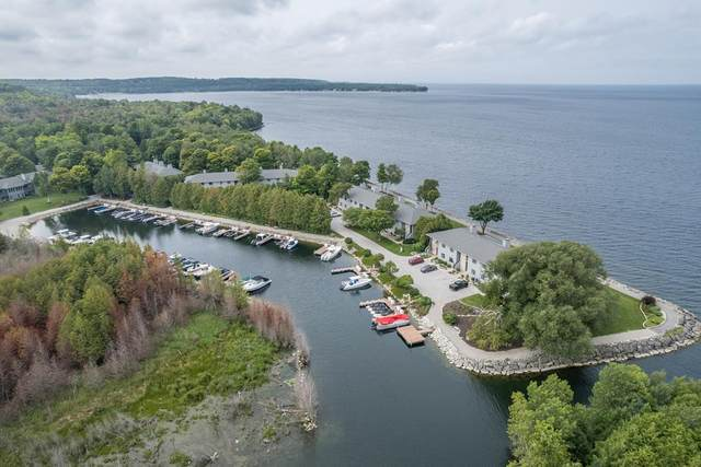 8185 Bay Dr I-3, Egg Harbor, WI 54209 (#137195) :: Town & Country Real Estate
