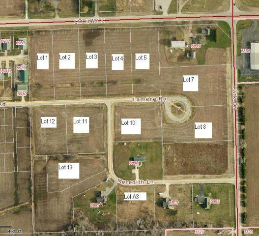 La Mere Rd, Sturgeon Bay, WI 54235 (#120028) :: Town & Country Real Estate
