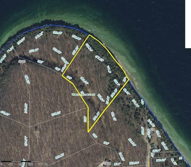 Main Rd, Washington Island, WI 54246 (#131589) :: Town & Country Real Estate