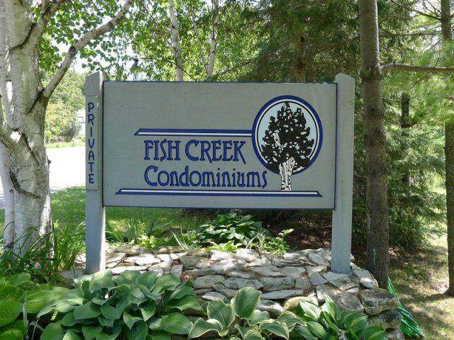 9329 Field Stone Ct F4, Fish Creek, WI 54212 (#136266) :: Town & Country Real Estate