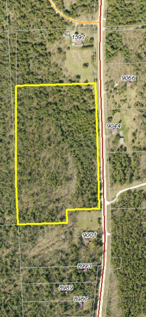 TBD County Rd Q, Baileys Harbor, WI 54202 (#137169) :: Town & Country Real Estate