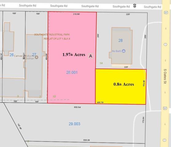 0 S Oates Street, Dothan, AL 36301 (MLS #170503) :: Team Linda Simmons Real Estate