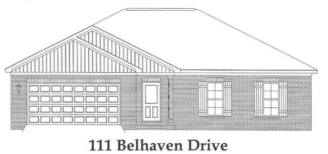 111 Belhaven, Dothan, AL 36303 (MLS #172672) :: Team Linda Simmons Real Estate