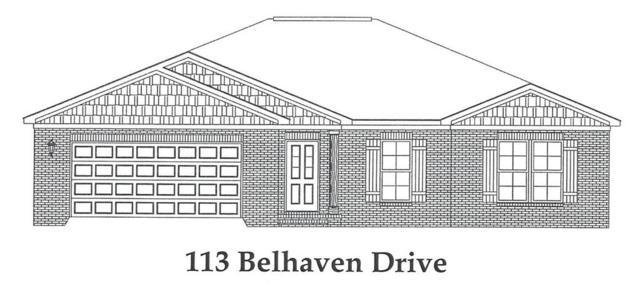 113 Belhaven, Dothan, AL 36303 (MLS #172673) :: Team Linda Simmons Real Estate