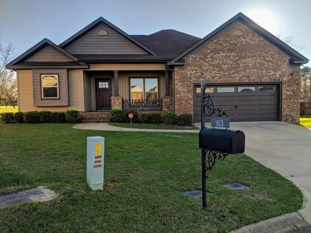 113 Camberly, Dothan, AL 36301 (MLS #172859) :: Team Linda Simmons Real Estate