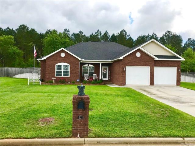 528 County Road 750, Enterprise, AL 36330 (MLS #173336) :: Team Linda Simmons Real Estate
