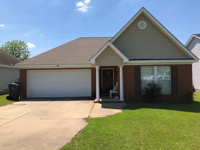 309 Powder Horn Drive, Dothan, AL 36350 (MLS #173555) :: Team Linda Simmons Real Estate