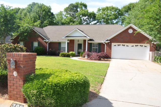 206 Wellston Drive, Enterprise, AL 36330 (MLS #173601) :: Team Linda Simmons Real Estate
