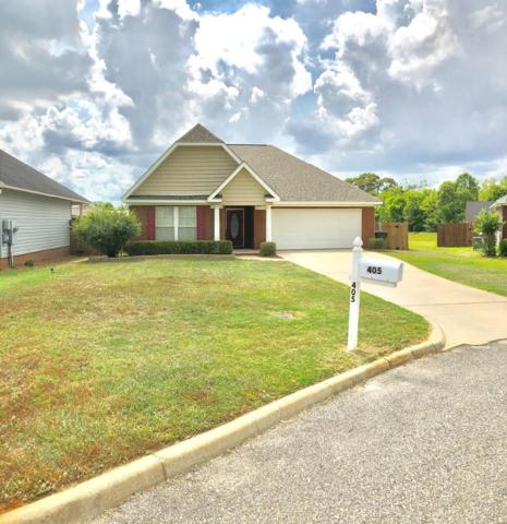 405 Powder Horn Drive, Midland City, AL 36350 (MLS #173718) :: Team Linda Simmons Real Estate