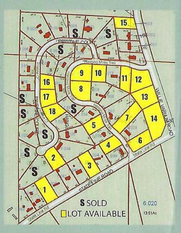 0 Lots At Pristine Acres, Cottonwood, AL 36320 (MLS #174250) :: Team Linda Simmons Real Estate