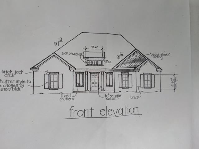 133 Lizzy Court, Cowarts, AL 36321 (MLS #174274) :: Team Linda Simmons Real Estate
