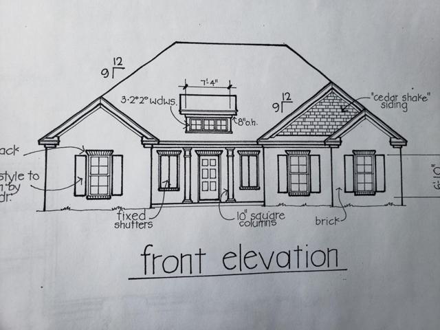 241 Rosa Lane, Midland City, AL 36350 (MLS #174340) :: Team Linda Simmons Real Estate