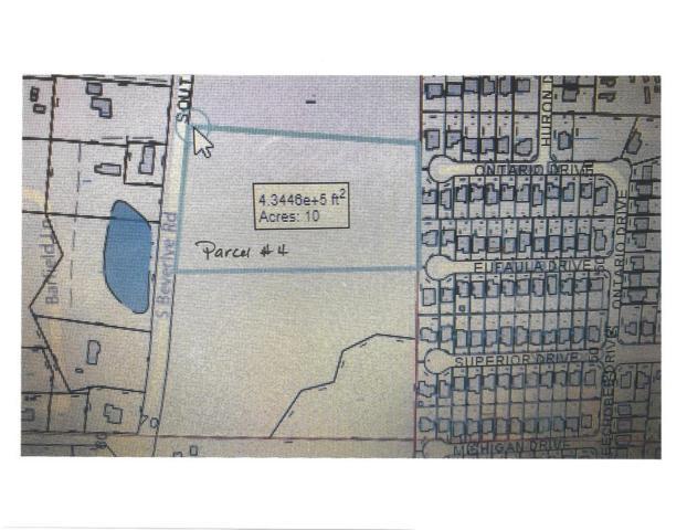 0 S Beverlye Road, Parcel #4, Dothan, AL 36301 (MLS #174622) :: Team Linda Simmons Real Estate