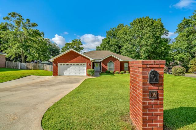 105 Garden Loop Dr, Enterprise, AL 36330 (MLS #174630) :: Team Linda Simmons Real Estate