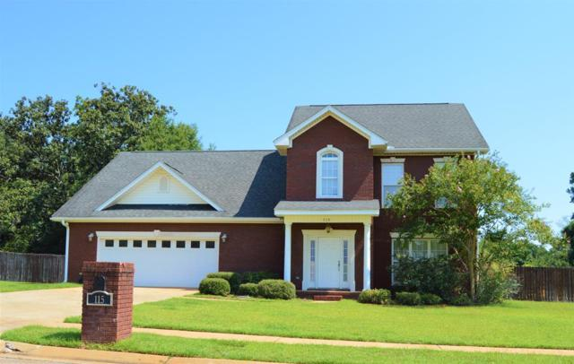 115 Frisco Lane, Enterprise, AL 36330 (MLS #174714) :: Team Linda Simmons Real Estate