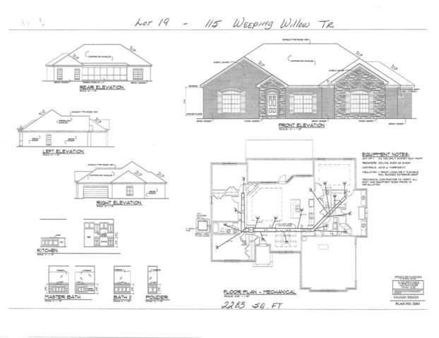 115 Weeping Willow Trail, Headland, AL 36345 (MLS #174773) :: Team Linda Simmons Real Estate