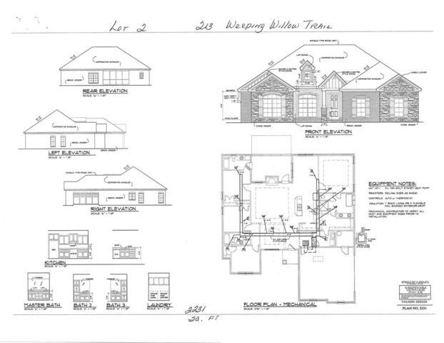 213 Weeping Willow Trail, Headland, AL 36345 (MLS #174775) :: Team Linda Simmons Real Estate