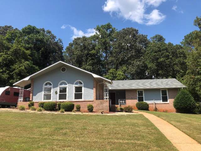 503 E Hickory Bend, Enterprise, AL 36330 (MLS #175318) :: Team Linda Simmons Real Estate