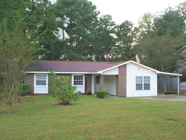 302 Pine Hills Drive, Dothan, AL 36301 (MLS #175377) :: Team Linda Simmons Real Estate