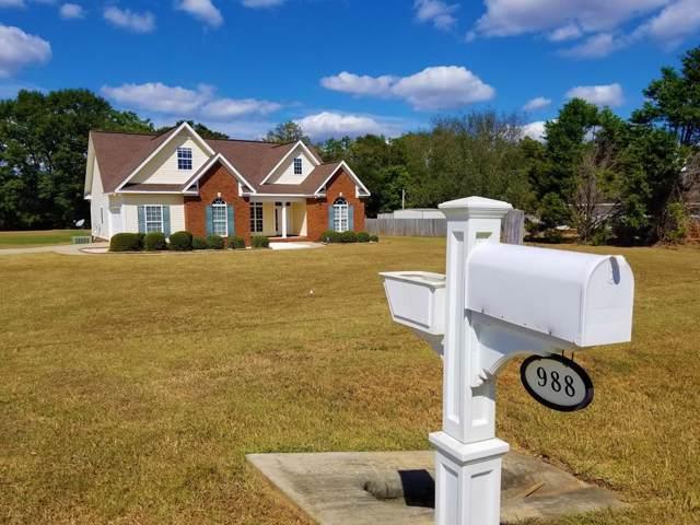 988 W State Highway 134, Headland, AL 36345 (MLS #175627) :: Team Linda Simmons Real Estate