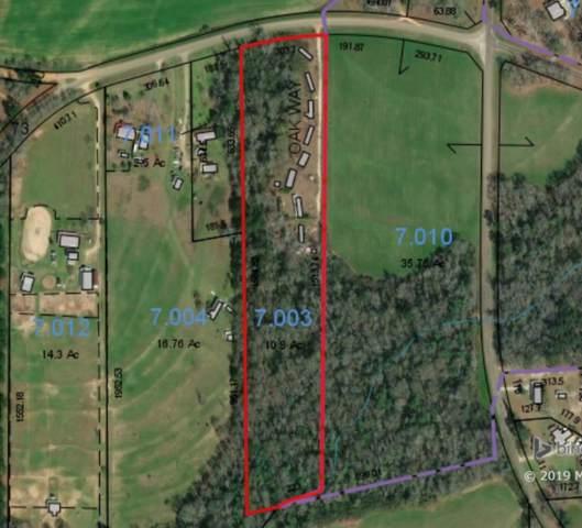 10.8 Acres County Road 73, Slocomb, AL 36375 (MLS #175796) :: Team Linda Simmons Real Estate