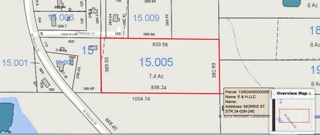 0 N Morris, Slocomb, AL 36375 (MLS #175854) :: Team Linda Simmons Real Estate