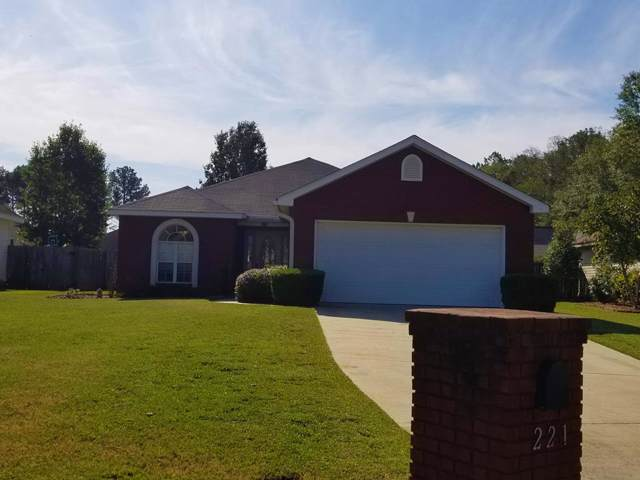 221 Superior Drive, Dothan, AL 36301 (MLS #175876) :: Team Linda Simmons Real Estate