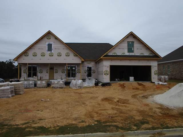 102 Manor Drive, Headland, AL 36345 (MLS #176016) :: Team Linda Simmons Real Estate